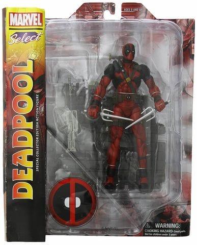 Фигурка Deadpool - Select Deadpool (18 см)