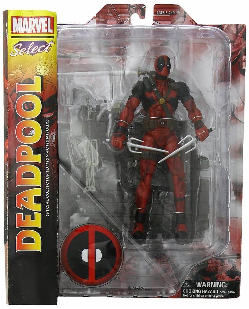 Фигурка Deadpool - Select Deadpool (18 см) Diamond Select Toys