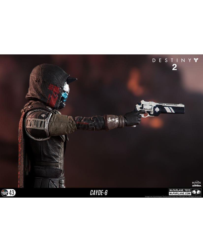 Фигурка Destiny 2 - Cayde-6 (18 см)