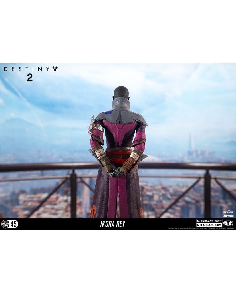 Фигурка Destiny 2 - Ikora Rey (18 см) McFarlane