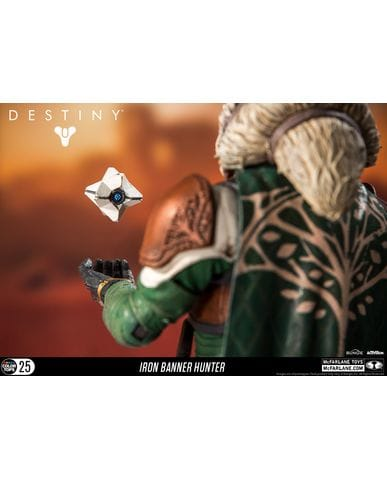 Фигурка Destiny - Iron (Banner Hunter) (18 см)