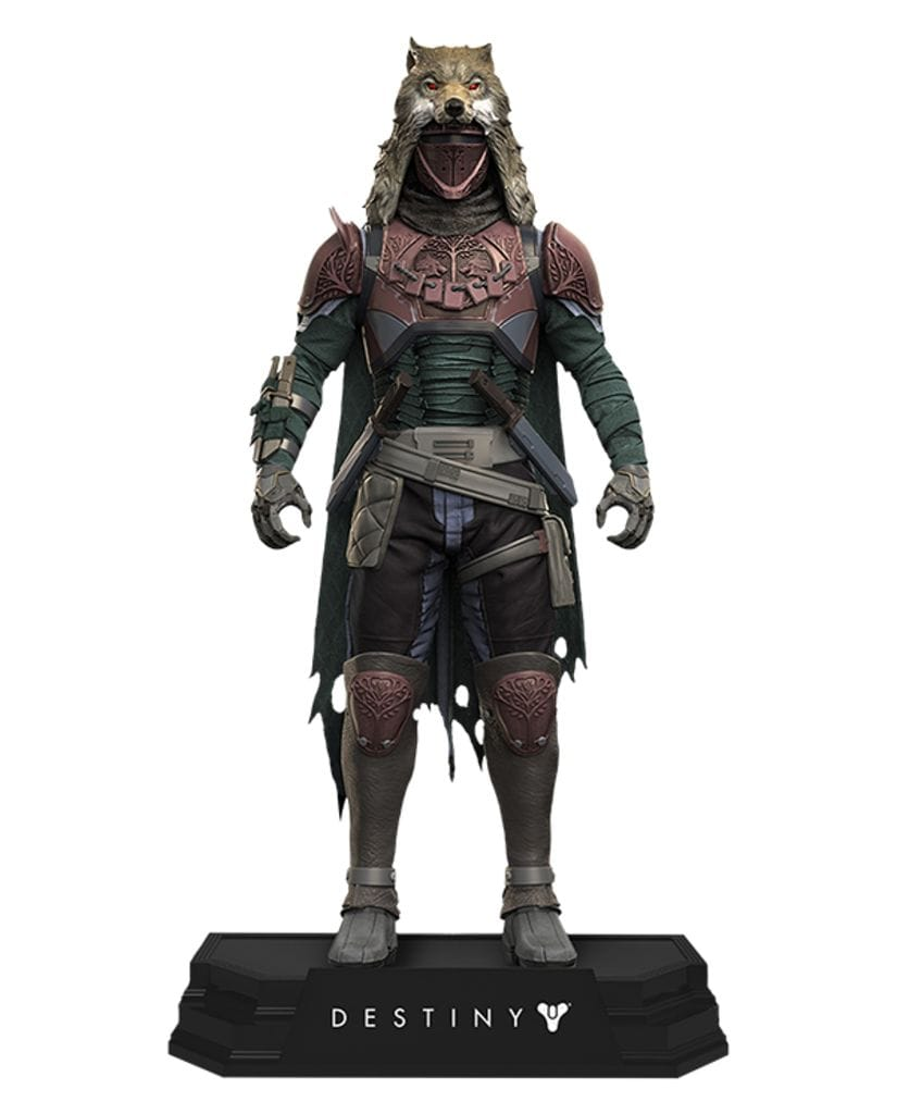 Фигурка Destiny - Hunter (Iron Banner) (18 см) McFarlane Toys