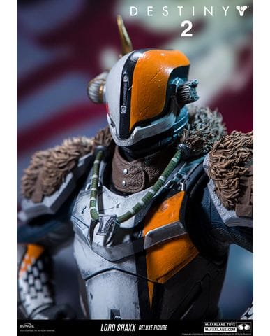 Фигурка Destiny 2 - Lord Shaxx (25 см) McFarlane