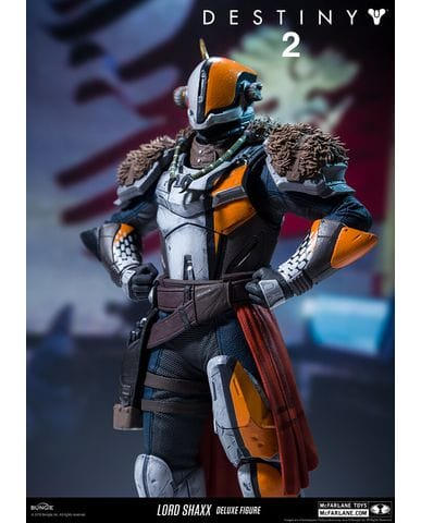 Фигурка Destiny 2 - Lord Shaxx (25 см) McFarlane Toys