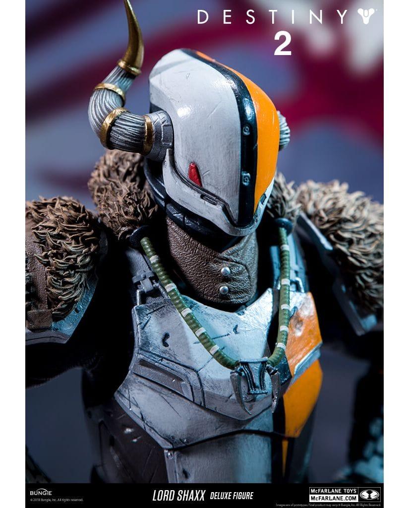Фигурка Destiny 2 - Lord Shaxx (25 см)