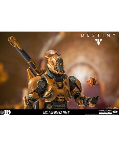 Фигурка Destiny - Titan (Vault of Glass) (18 см)