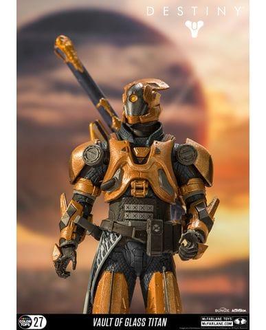 Фигурка Destiny - Titan (Vault of Glass) (18 см) McFarlane