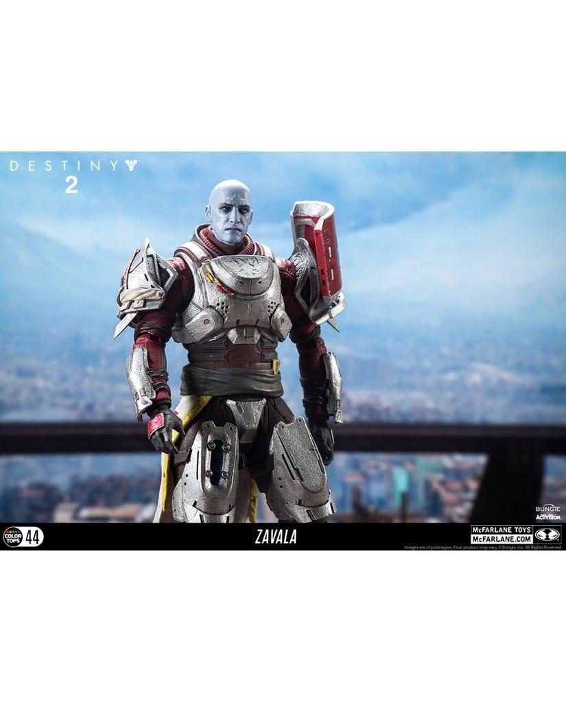 Фигурка Destiny 2 – Zavala (18 см) McFarlane Toys