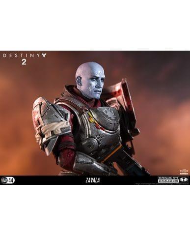 Фигурка Destiny 2 - Zavala (18 см) McFarlane Toys