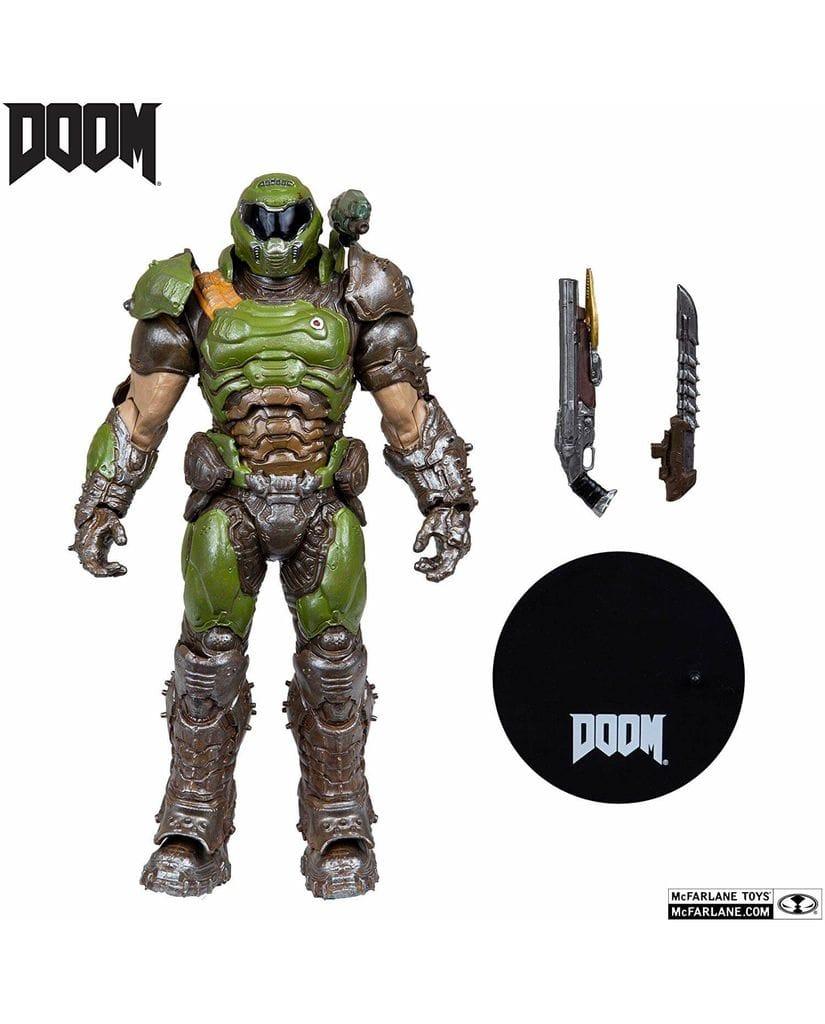 Фигурка Doom – Doom Slayer (18 см) McFarlane Toys