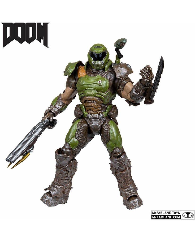 Фигурка Doom - Doom Slayer (18 см) McFarlane