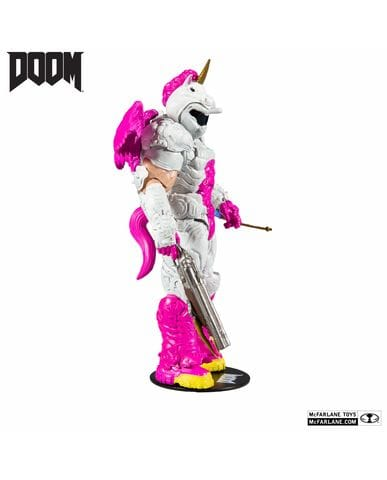 Фигурка Doom – Doom Slayer DOOMicorn (18 см) McFarlane Toys