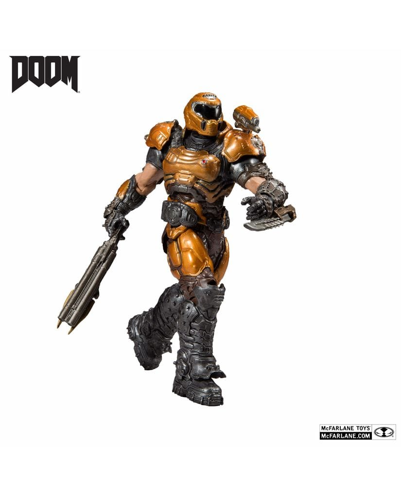 Фигурка Doom - Doom Slayer Phobos (18 см) McFarlane Toys
