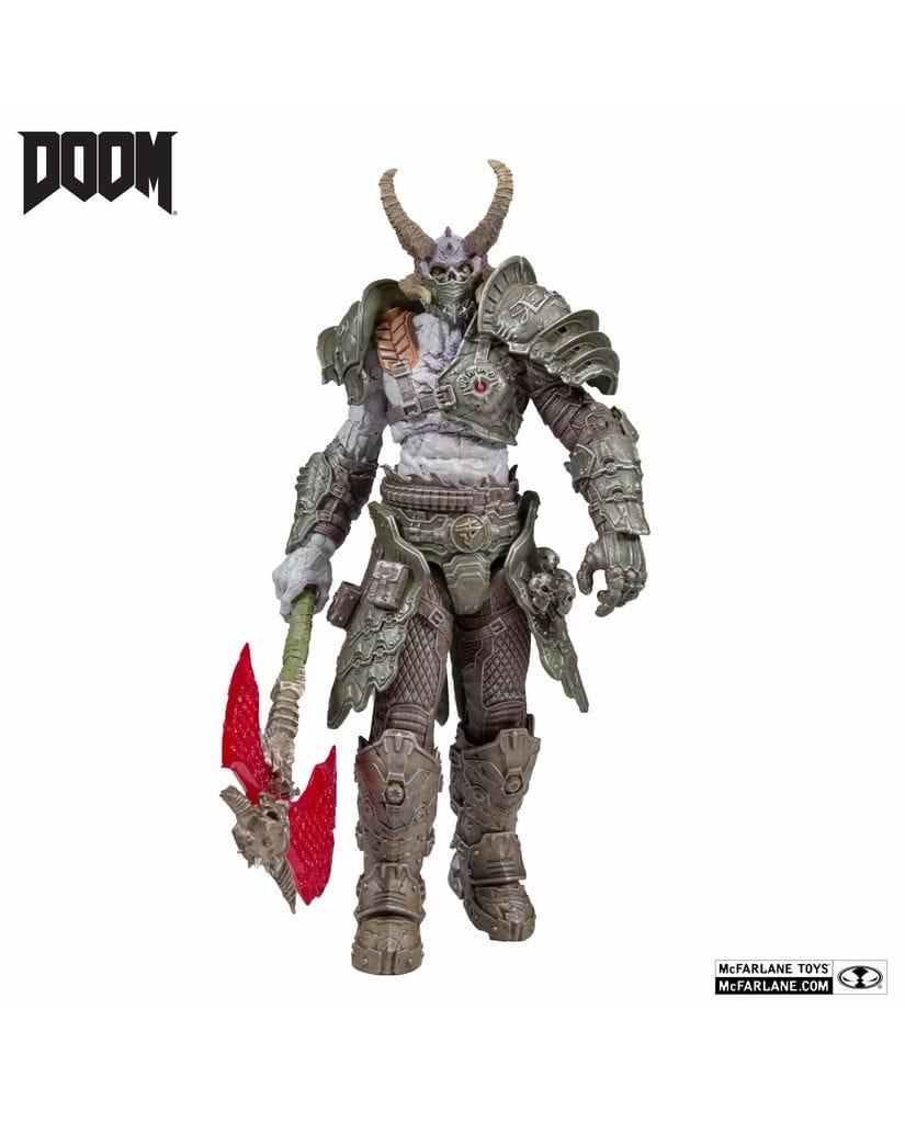 Фигурка Doom - Marauder (18 см) McFarlane Toys