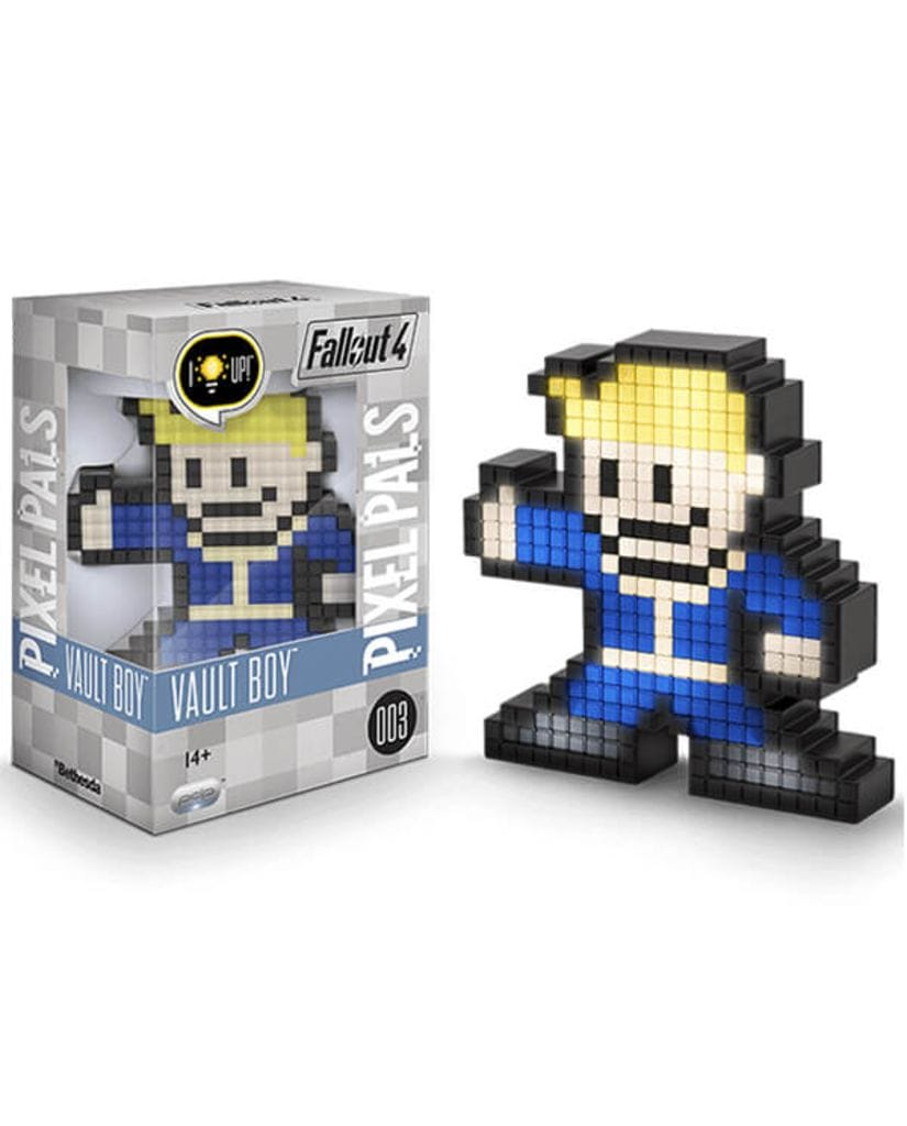 Светильник Fallout 4 – Vault Boy (Pixel Pals) PDP