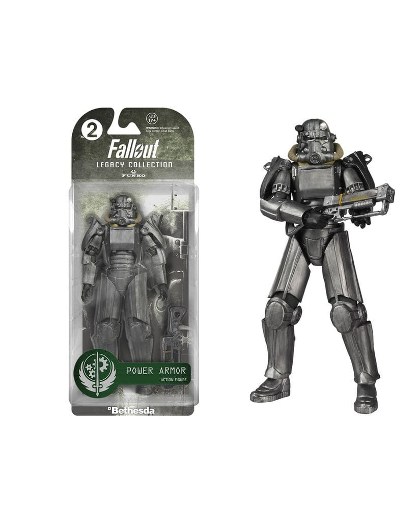 Фигурка Fallout - Power Armor (15 см)