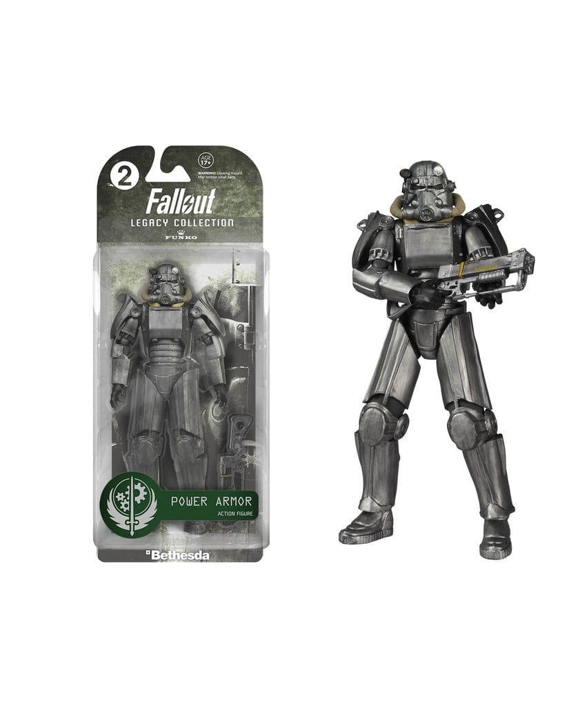 Фигурка Fallout - Power Armor (15 см) Funko