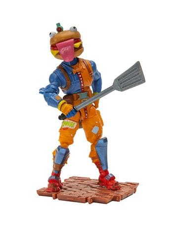Фигурка Fortnite - Beef Boss (10 см) Jazwares