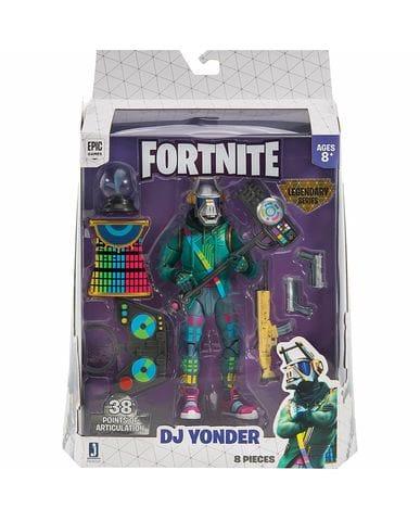 Фигурка Fortnite - DJ Yonder (15 см) Jazwares