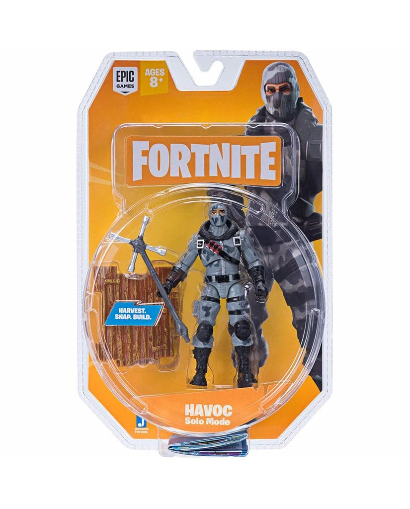 Фигурка Fortnite - Havoc (10 см) Jazwares