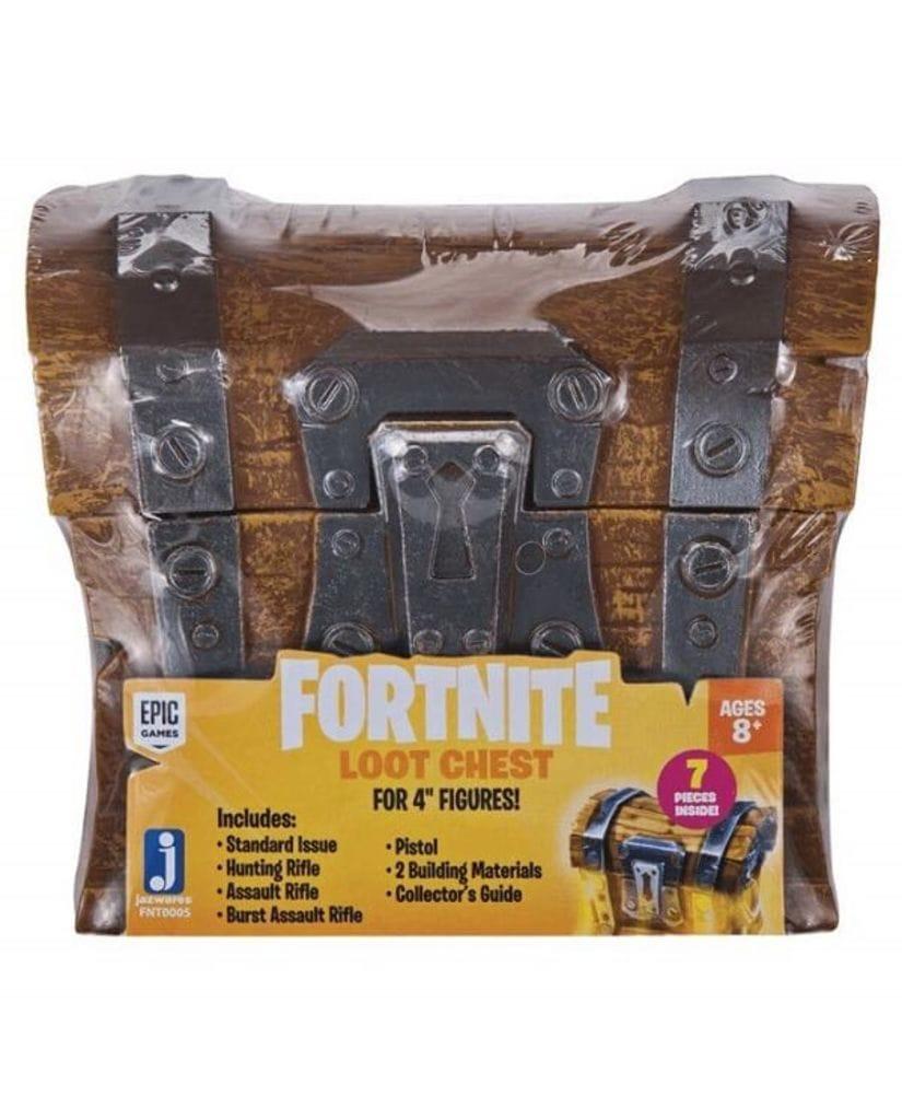 Набор аксессуаров Fortnite (Loot Chest) Jazwares