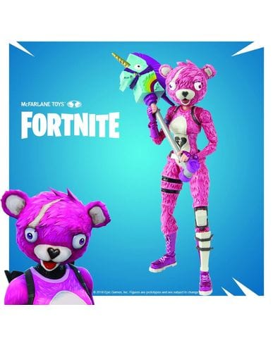Фигурка Fortnite - Cuddle Team Leader (18 см) McFarlane