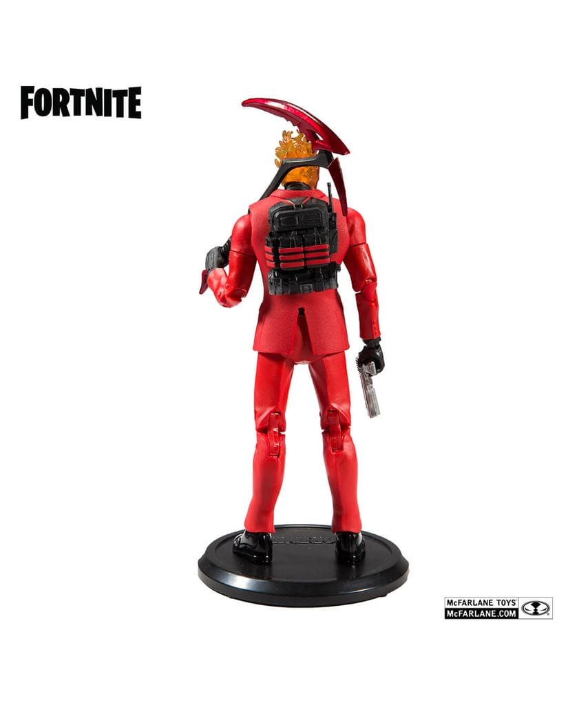 Фигурка Fortnite - Inferno (18 см) McFarlane Toys