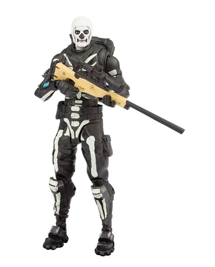 Фигурка Fortnite - Skull Trooper (18 см) McFarlane