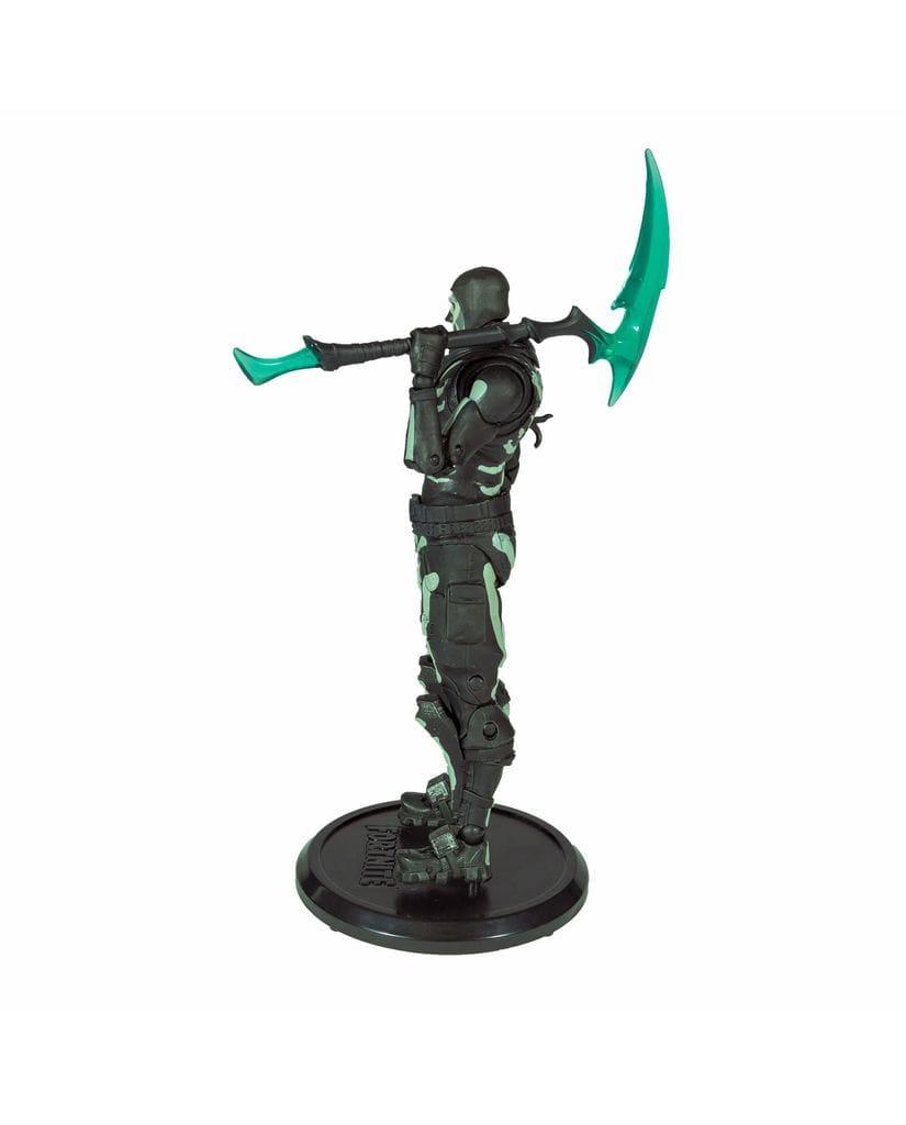 Фигурка Fortnite - Skull Trooper Green Glow (18 см) McFarlane Toys