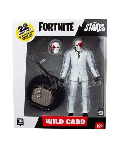 Фигурка Fortnite - Wild Card Red (18 см) McFarlane Toys