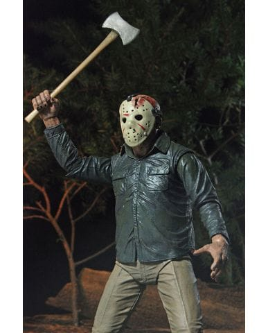 Фигурка Friday the 13th: The Final Chapter – Ultimate Jason (18 см) Neca