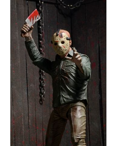 Фигурка Friday the 13th: The Final Chapter – Ultimate Jason (18 см)