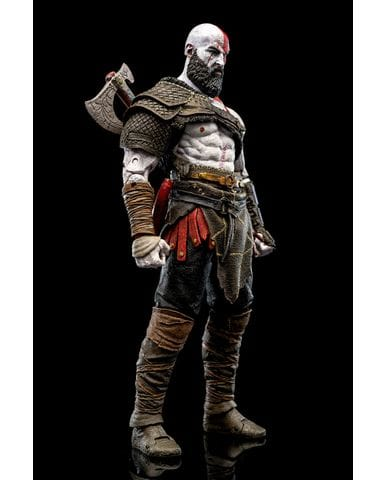 Фигурка God of War (2018) - Kratos (18 см)