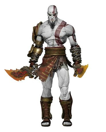 Фигурка God of War - Ultimate Kratos (18 см)