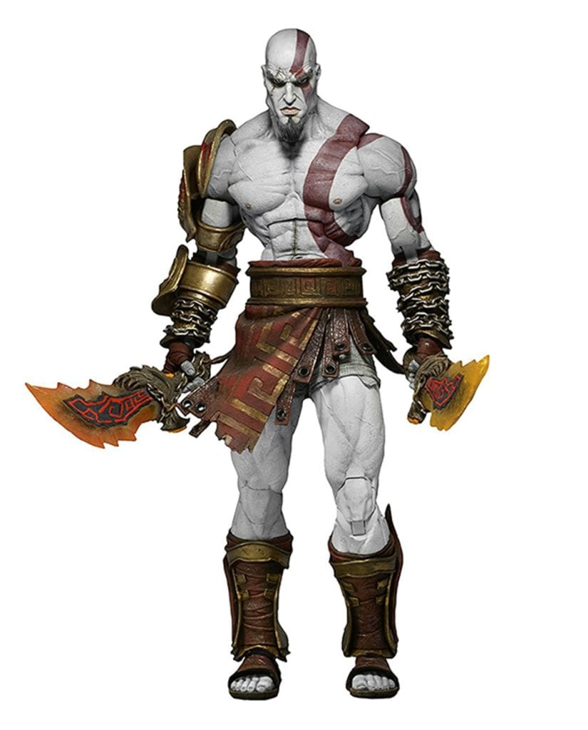 Фигурка God of War - Ultimate Kratos (18 см) Neca
