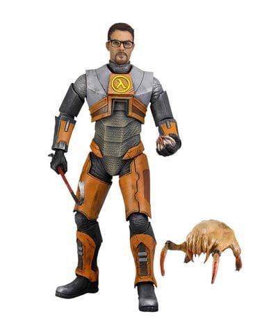 Фигурка Half-Life 2 - Gordon Freeman (18 см)