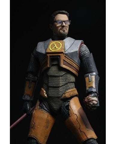 Фигурка Half Life 2 - Gordon Freeman (18 см)