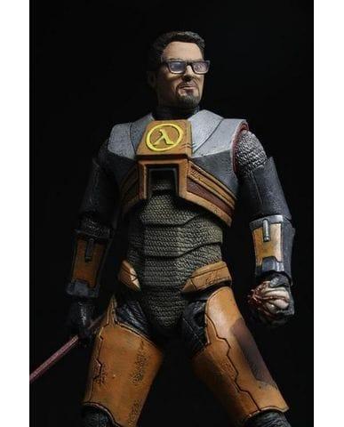 Фигурка Half-Life 2 - Gordon Freeman (18 см) Neca