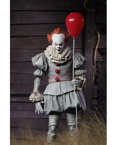 Фигурка IT - Ultimate Pennywise (18 см) Neca