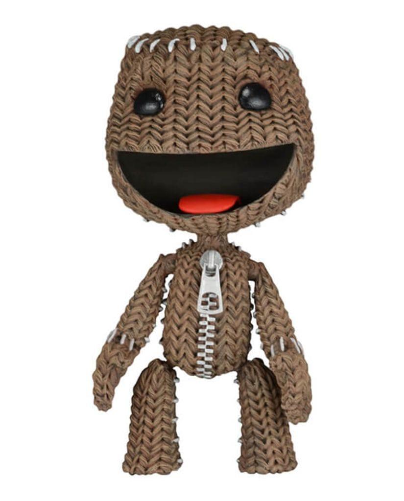 Фигурка LittleBigPlanet - Happy Sackboy (13 см)