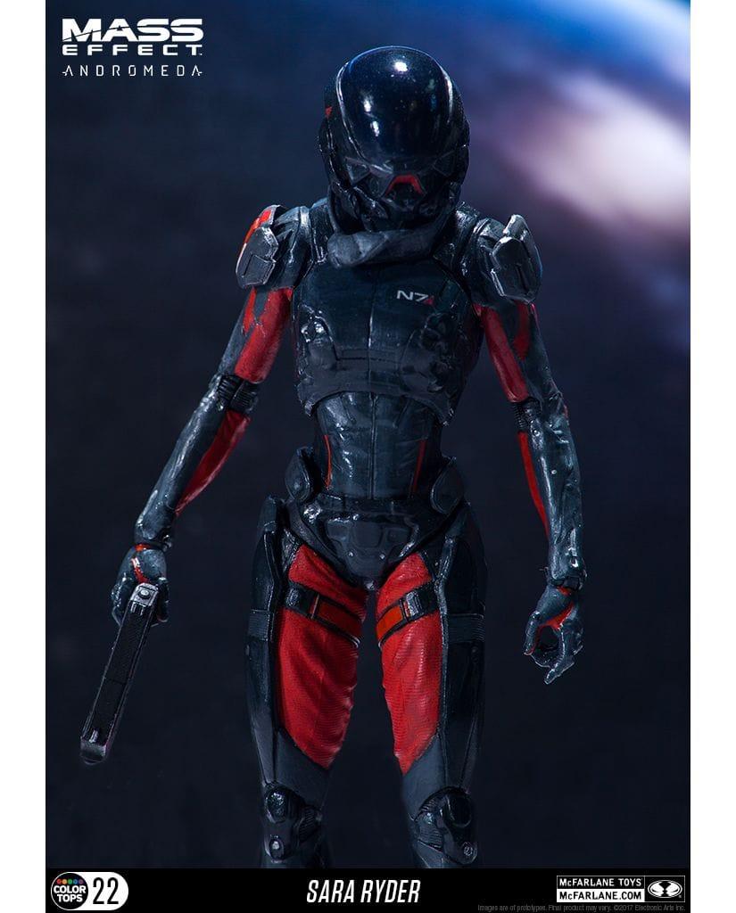 Фигурка Mass Effect: Andromeda - Sara Ryder (18 см)