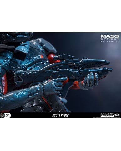 Фигурка Mass Effect: Andromeda - Scott Ryder (18 см) McFarlane