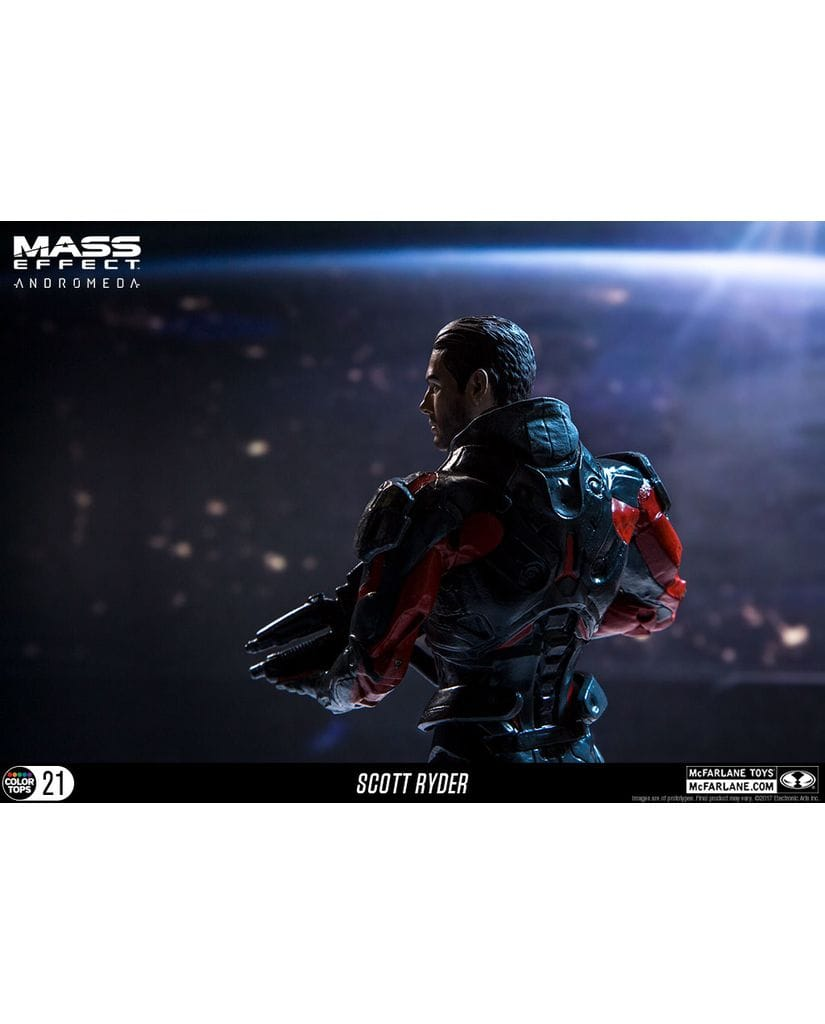 Фигурка Mass Effect: Andromeda - Scott Ryder (18 см)