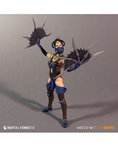Фигурка Mortal Kombat X - Kitana (15 см)