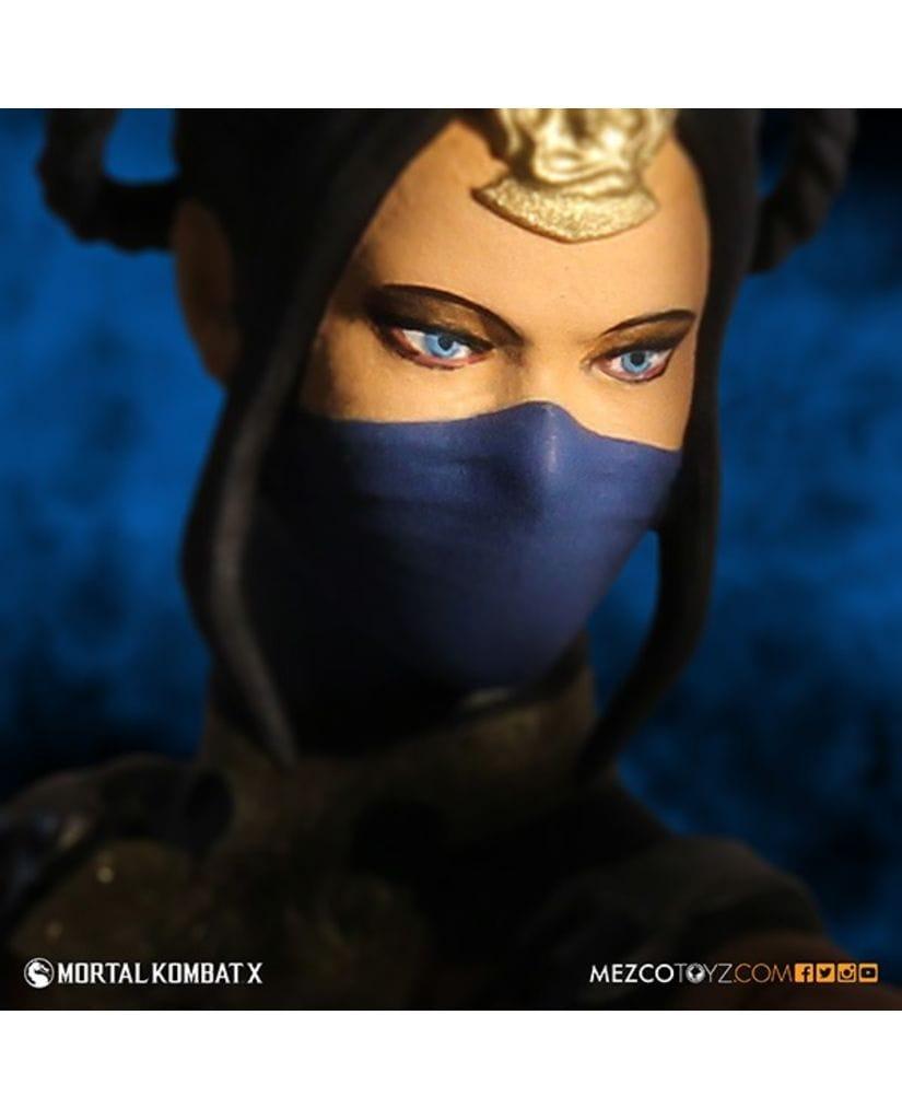 Фигурка Mortal Kombat X - Kitana (15 см) Mezco Toyz