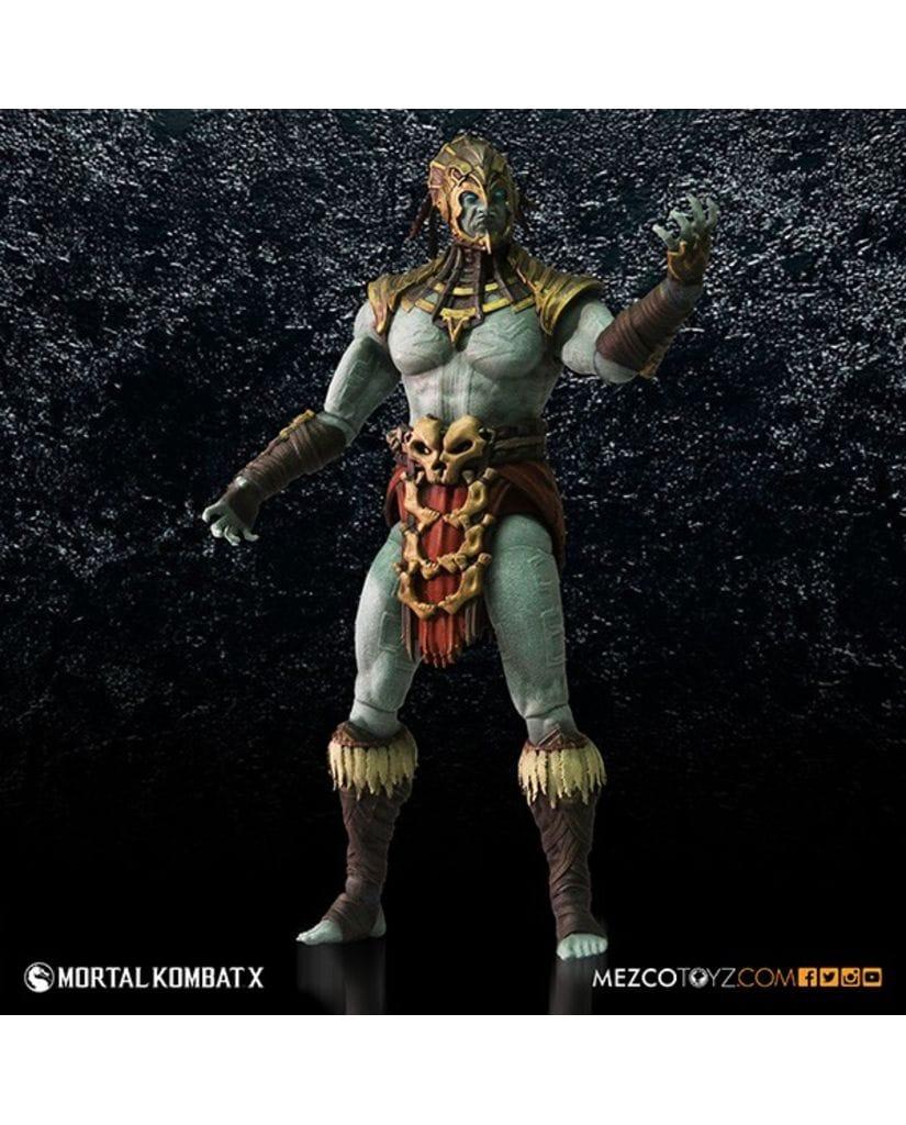 Фигурка Mortal Kombat X - Kotal Kahn (15 см)