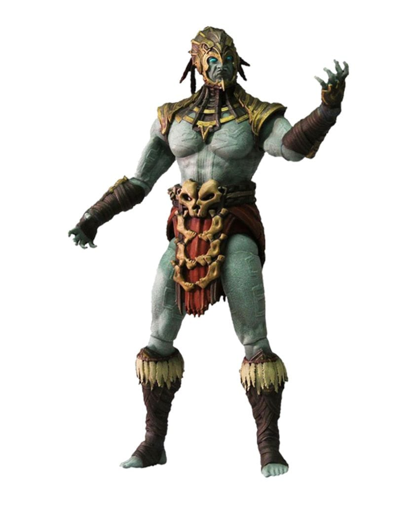 Фигурка Mortal Kombat X - Kotal Kahn (15 см) Mezco Toyz