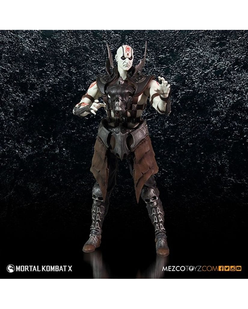 Фигурка Mortal Kombat X – Quan Chi (15 см) Mezco Toyz