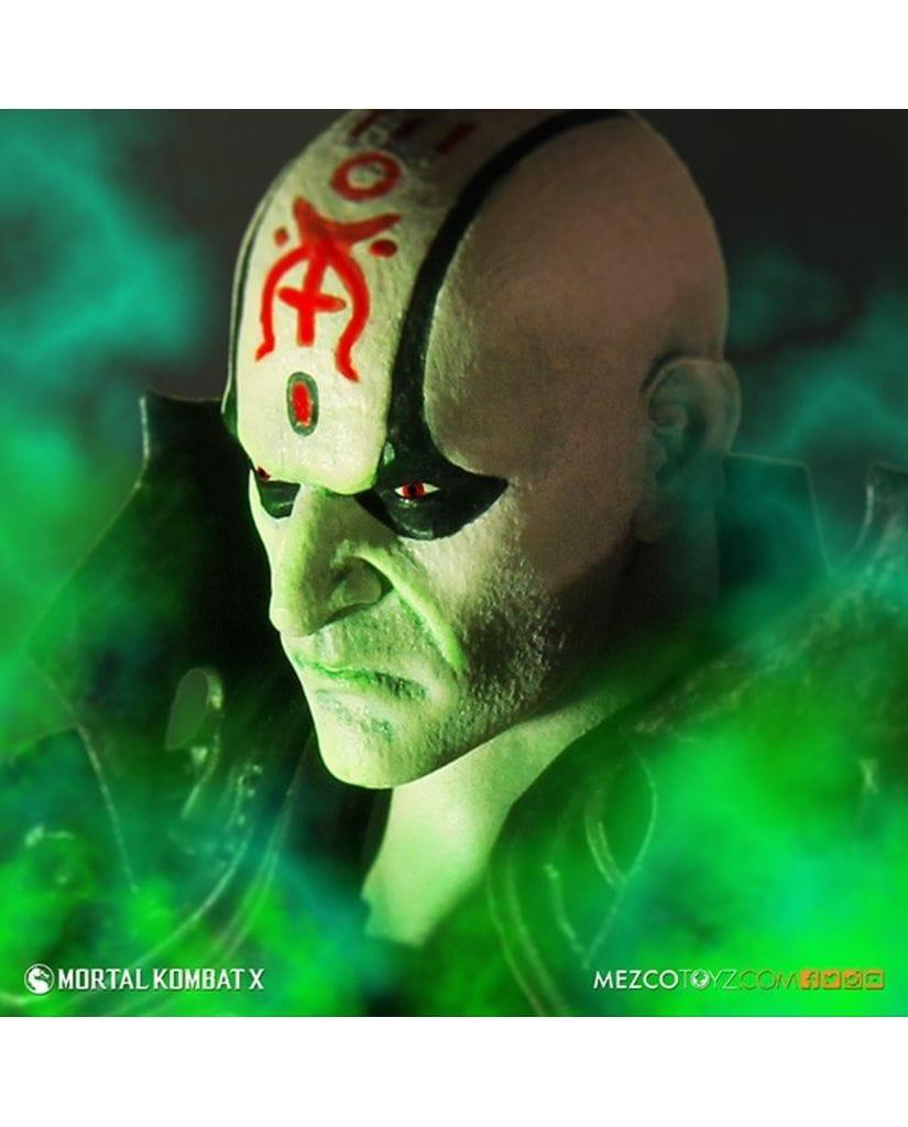 Фигурка Mortal Kombat X - Quan Chi (15 см) Mezco Toyz