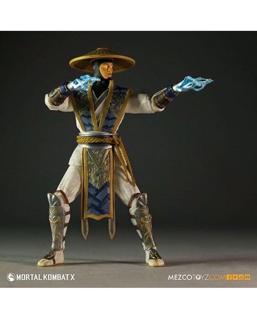 Фигурка Mortal Kombat X - Raiden (15 см) Mezco Toyz